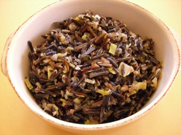 Ojibwe Harvest Wild Rice