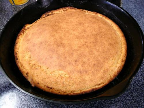 Wonderful Buttermilk Cornbread