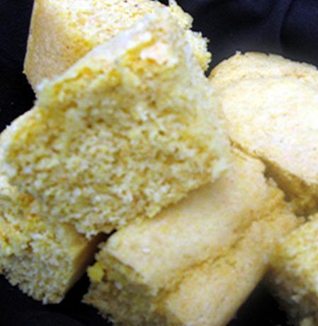 Corn Grits Cornbread
