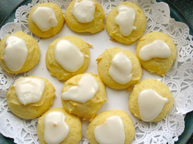 Lemon Ricotta Cookies