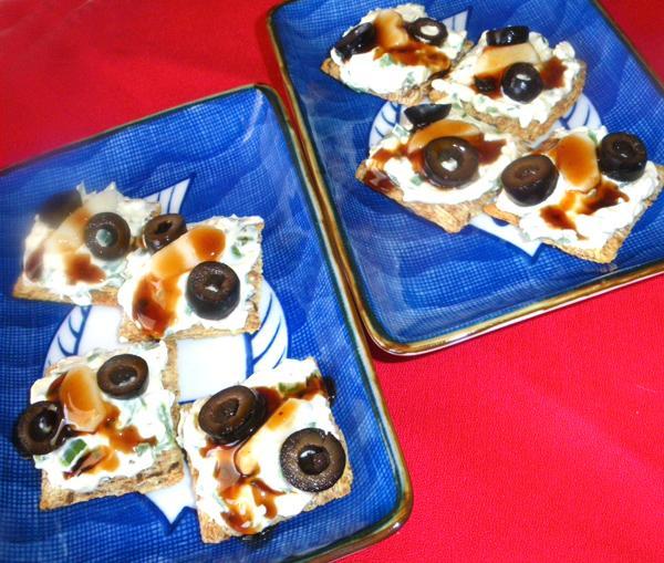 Sushi Crackers