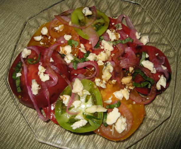 Point Reyes Original Blue Tomato Salad