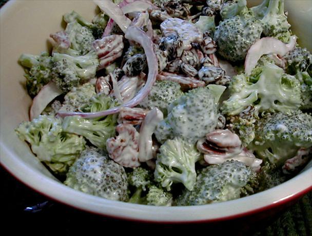 Pecan Broccoli Salad