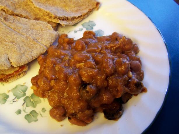 Moroccan Broad (Fava) Bean Salad
