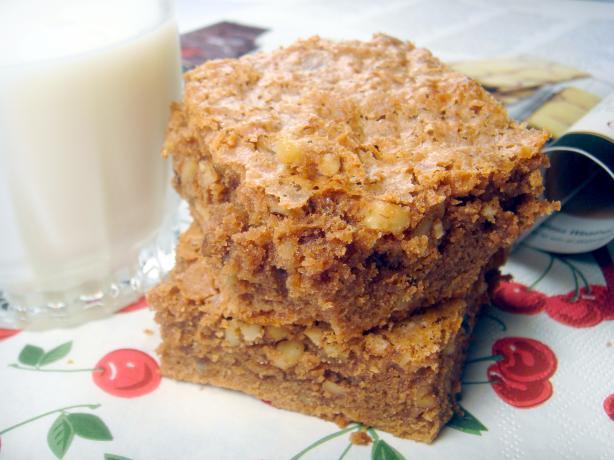 Brownies Fudgy Style