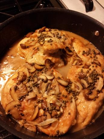 Frugal Gourmet's Chicken Marsala