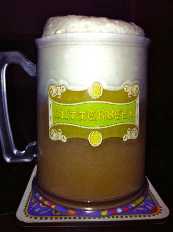 Wizarding World of Harry Potter Butterbeer