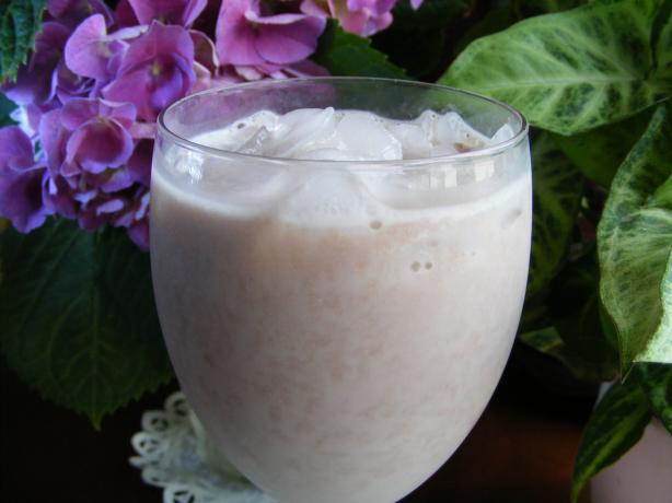 Banana & Milo Smoothie