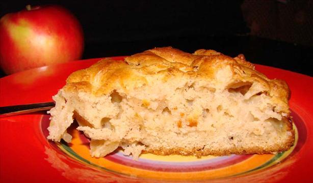Magic Apple Cake