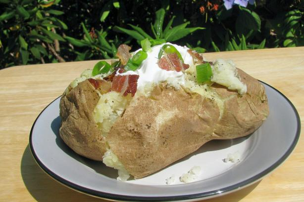 Linda's Fantabulous Baked Potatoes