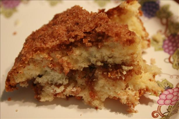 Teacher Coffee Cake