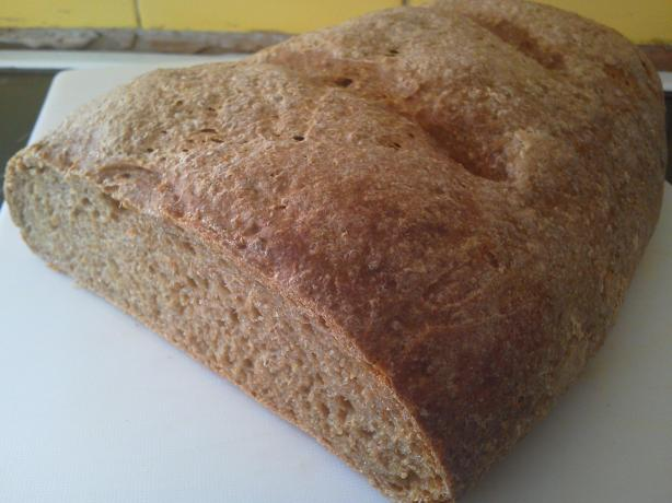 Whole Wheat Okara Bread