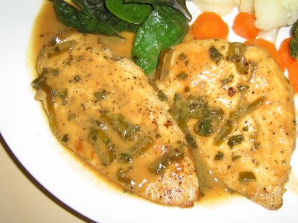 Chicken Breast Supreme