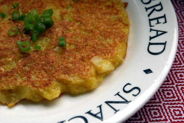 Indian Potato Pancakes
