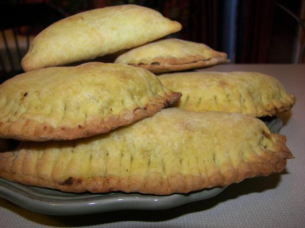 Caribbean Patties (Meat)