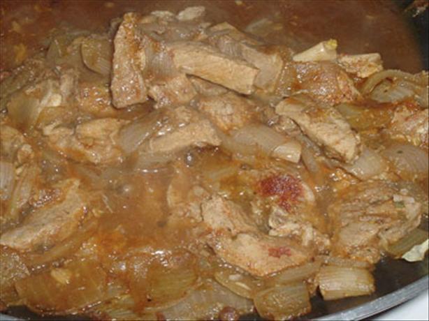 Ancho - Braised Pork