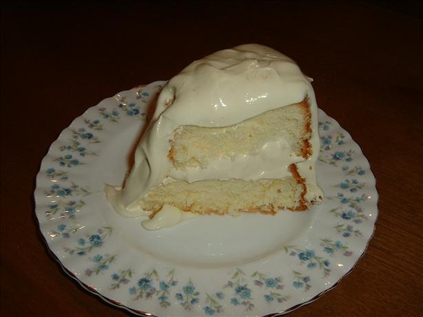 Country Sponge Cake 1972