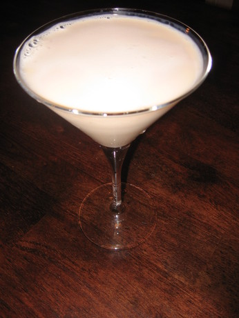 Buttered Irishman Martini