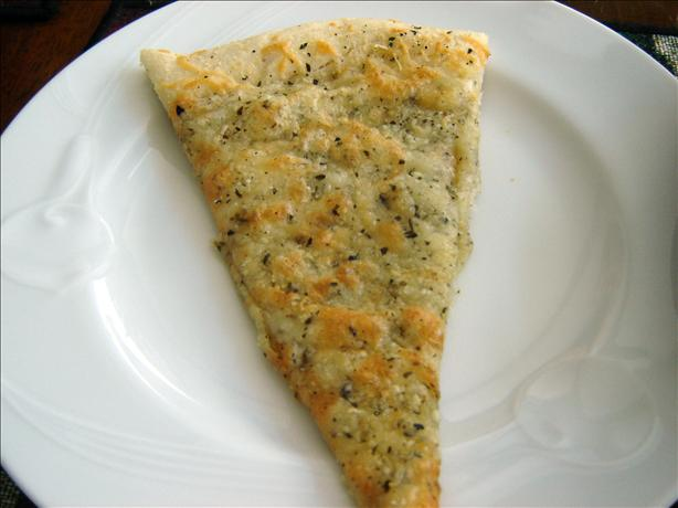 Herb Cheese Pizza