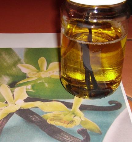 Tahitian Vanilla Oil