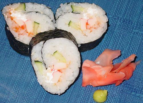 California Rolls (Japanese)