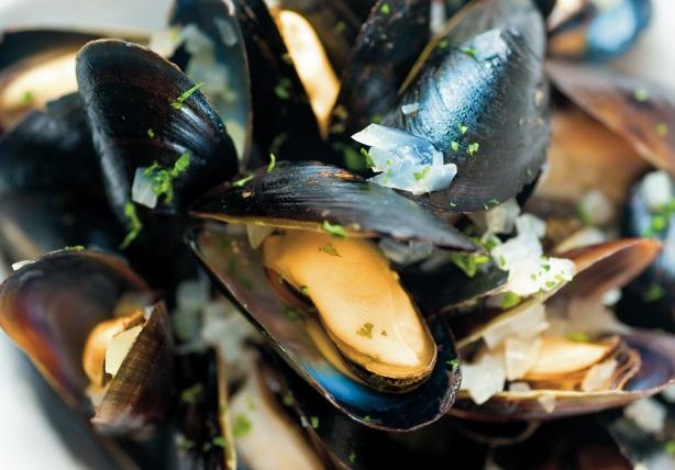 The Drunken Mussel is an Irish Favourite