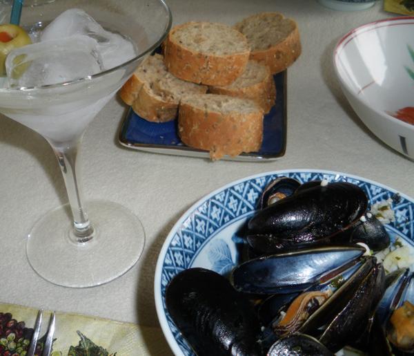 Bennett's Mussels