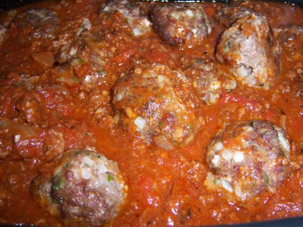 Italian Style Meatball Recipe