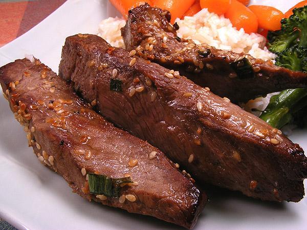 Thai Sesame Beef