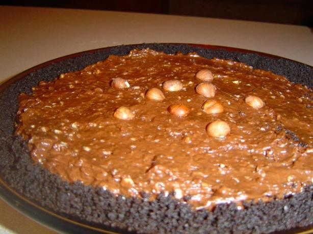 Gianduia Pie