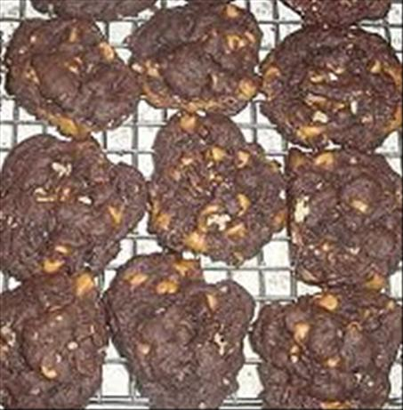 Easy Butterscotch Chip Chocolate Cookies