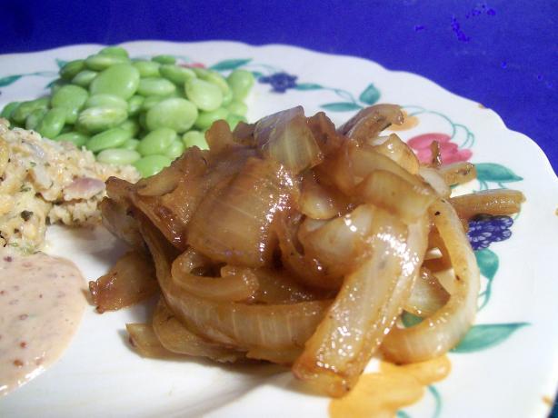 Glazed Onions