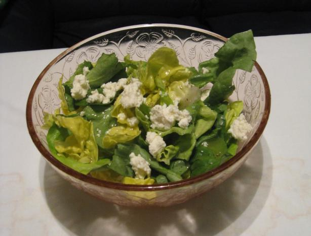 Winter Lemon Salad