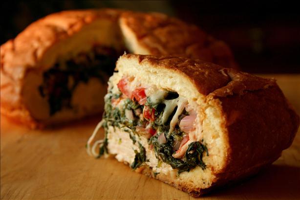 Turkey Sandwich Supreme (Serves Six)