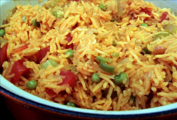 Vicki's Spanish Rice