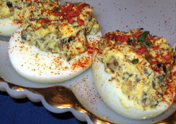 Margee's Deviled Eggs