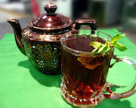 Ww Friendly Mint-Infused Darjeeling Tea