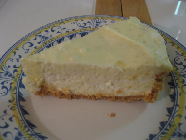 Icebox Key Lime Pie