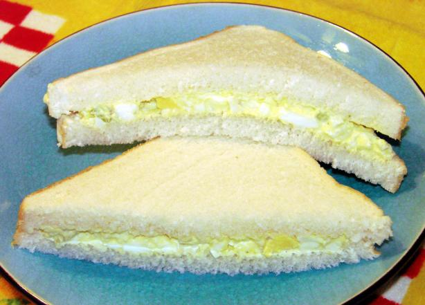 Egg Salad Sandwich (Diabetic)