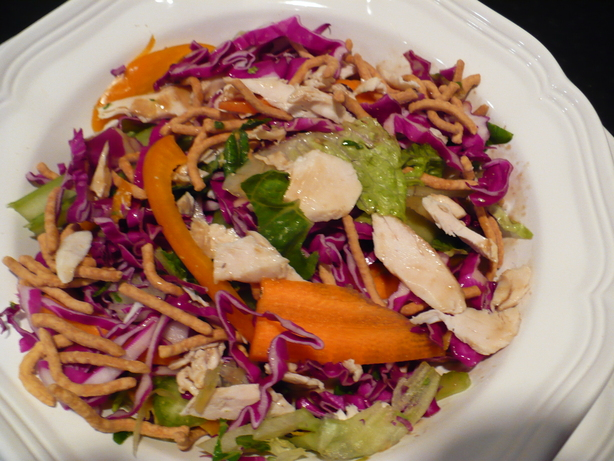 Dulcet's Chinese Chicken Salad