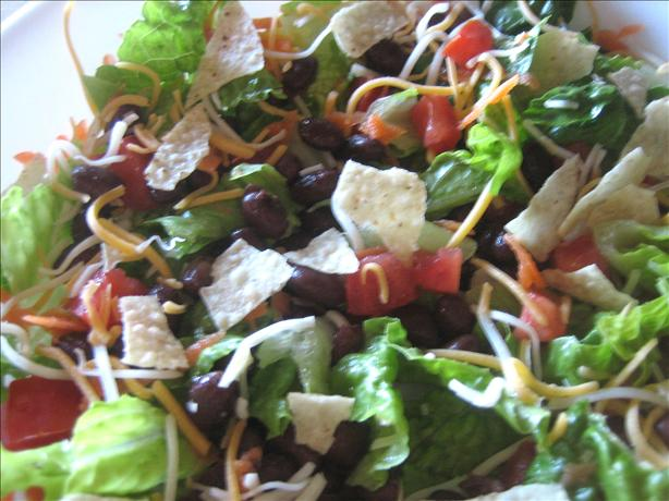 Jumping Black Bean Salad