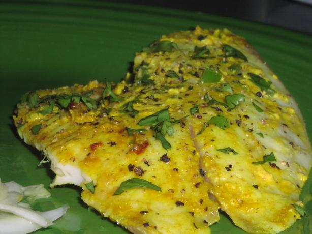 Indian Style Fish