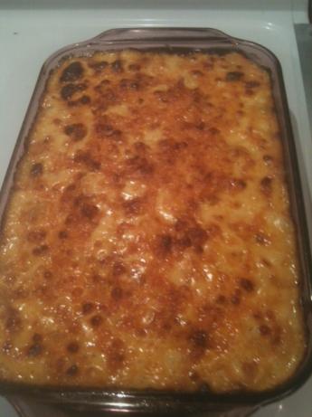 Dump Macaroni and Cheese