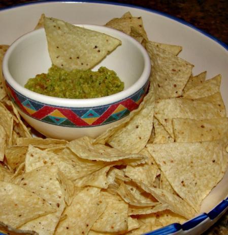 El Torito Tableside Guacamole