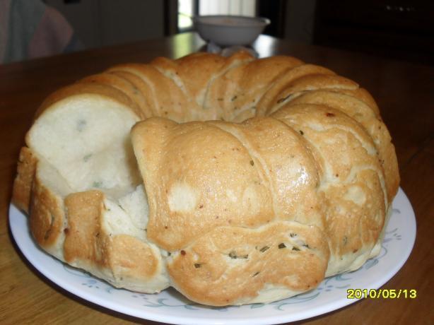 Herb Peel-Away Bread