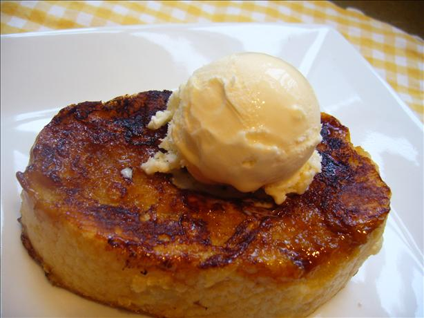 Caramelized Chai Dessert French Toast