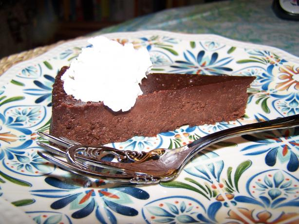 Chocolate Idiot Cake (Flourless Chocolate Cake)