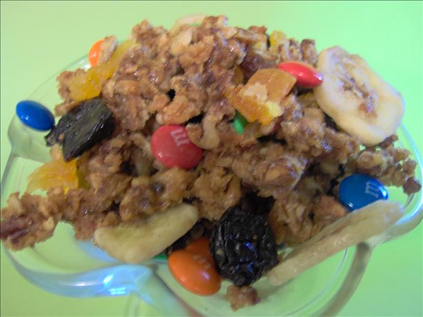 Chewy Trail Mix - Paula Deen