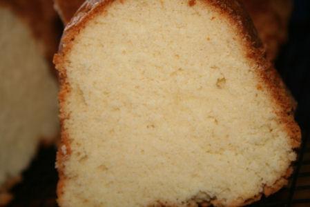 Mary Jarrell's Pound Cake