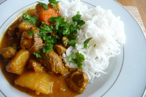 Best Chicken Curry